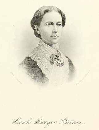 Sarah Burger Stearns