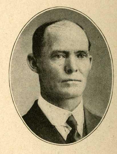 Senator James E. Madigan, 1919. From the Forty-First Minnesota Legislative Session Manual.