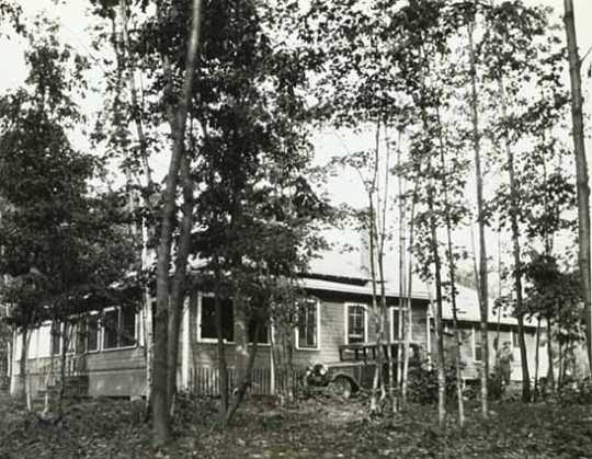 Sokol camp in Pine City