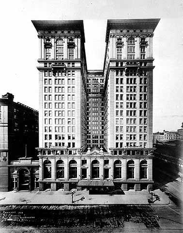 First National-Soo Building, Fifth and Marquette, Minneapolis