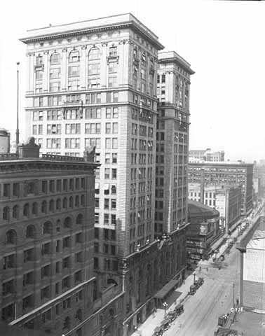 First National Bank-Soo Line Building, Fifth and Marquette, Minneapolis