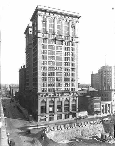 First National Soo Line Building, Fifth and Marquette, Minneapolis