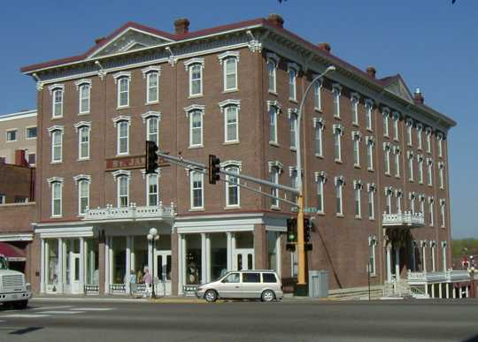 St. James Hotel of Red Wing, 2010