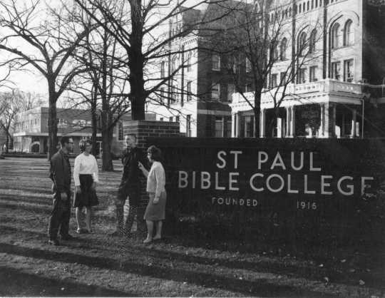 St. Paul Bible College