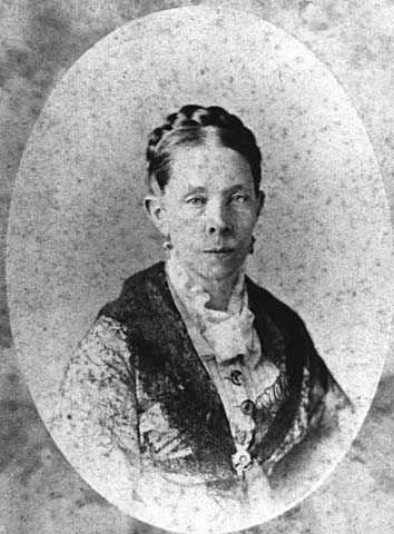 Temperance Baldwin Lane Kelley (Mrs. Oliver H. Kelley)