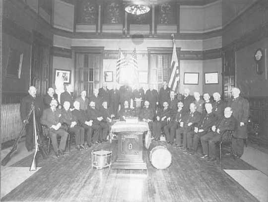 Garfield Post No. 8, Grand Army of the Republic