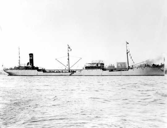 USS <em>George G. Henry</em>