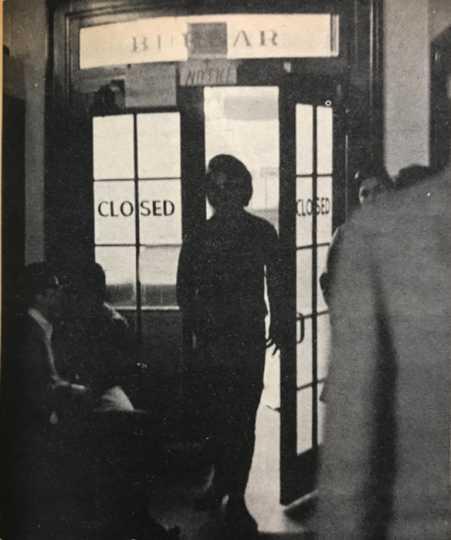 Demonstrator in Morrill Hall