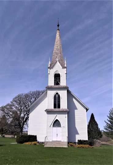 Valley Grove (West) Church