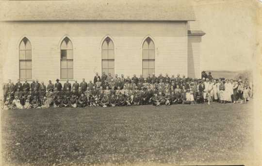 Congregation of Valley Grove (West) Church