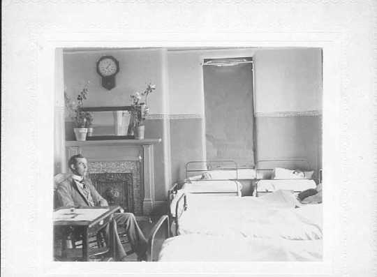 Ward in the Fergus Falls State Hospital.