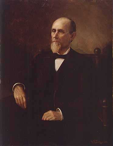 Portrait of Thomas Wilson, 1899.