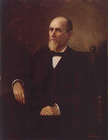 Portrait of Thomas Wilson, 1899.