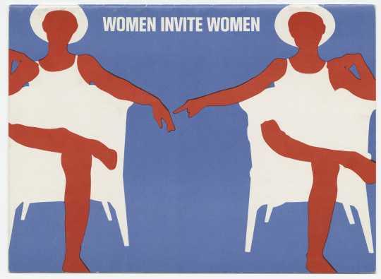 Women Invite Women catalog