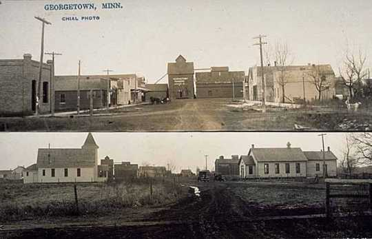 Photograph of Georgetown