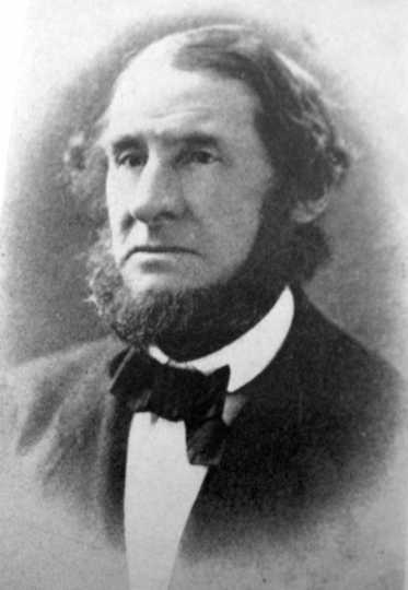 Black and white photograph of Horace William Shaler Cleveland, date unknown.