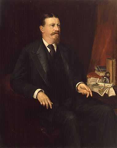 William Rush Merriam