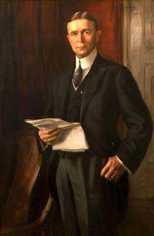 Governor Adolph Eberhart