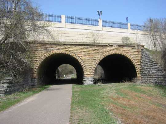 Seventh Street Improvement Arches, St. Paul