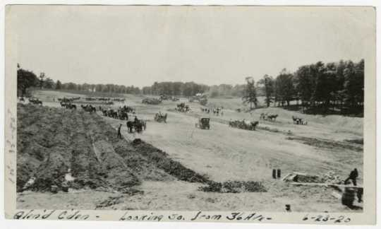 Glenwood-Camden Parkway (now Victory Memorial Parkway), June, 23, 1920