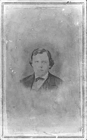 Photograph of Ignatius Donnelly c.1860