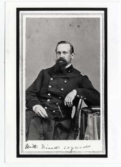 Photograph of Colonel Lucius Hubbard
