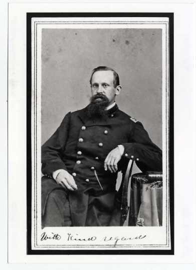 Photograph of Colonel Lucius Hubbard