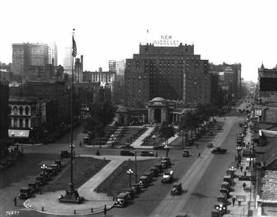 Gateway Park, 1927