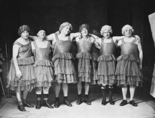 Drag performers in Virginia, Minnesota