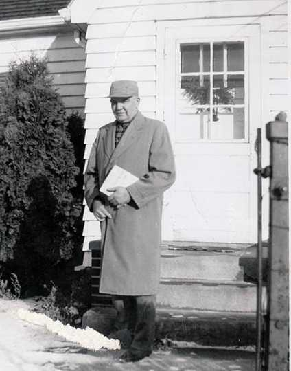 Photograph of Jacob Wiebe