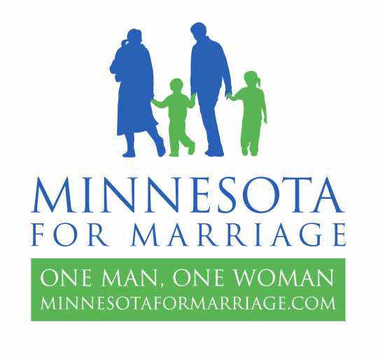 Minnesota for Marriage logo, ca. 2012.