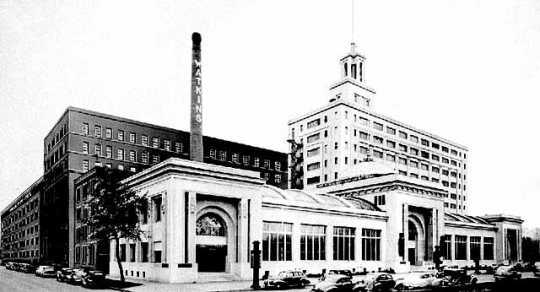 J.R. Watkins Company, Winona