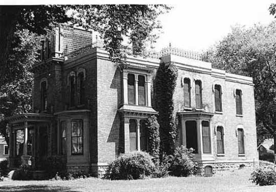Theodore B. Sheldon home, 805 Fourth Street, Red Wing