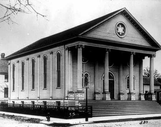 Mikro Kodesh Synagogue, 720 Oak Lake Avenue, Minneapolis
