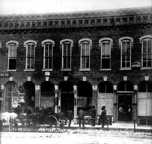 First Mayo Clinic Office, Rochester