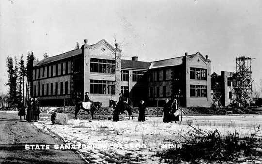 State Sanatorium, Cass County
