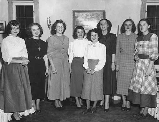 Schubert Club members