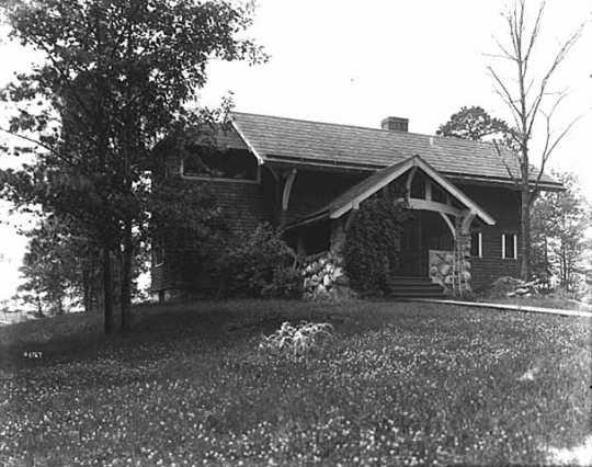Superintendent's cottage, State Sanatorium, Walker