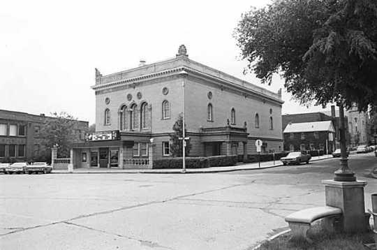 T.B. Sheldon Auditorium, Red Wing