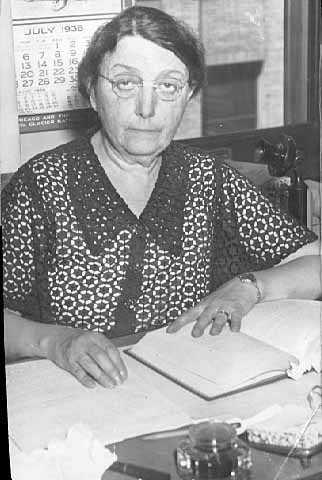 Clara Baldwin