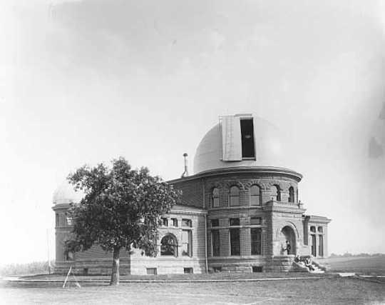 Goodsell Observatory, Carleton College, Northfield