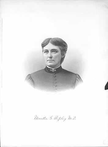 Martha George Ripley, M.D.