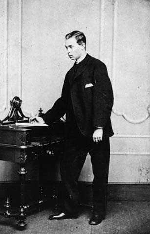 William De La Barre, engineer engaged by C. C. Washburn
