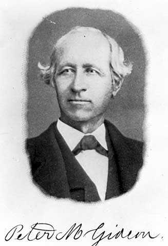 Peter M. Gideon