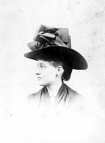 Julia F. Gilbert (Mrs. Cass Gilbert)