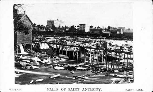 Falls of Saint Anthony