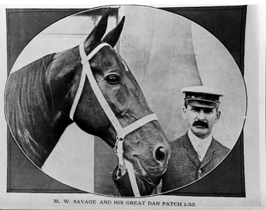 M. W. Savage and Dan Patch