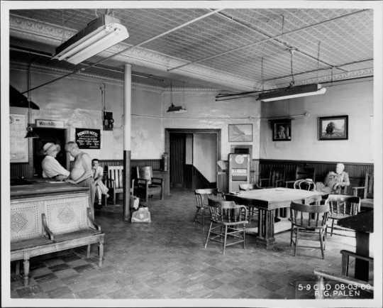 Pioneer Hotel Lobby