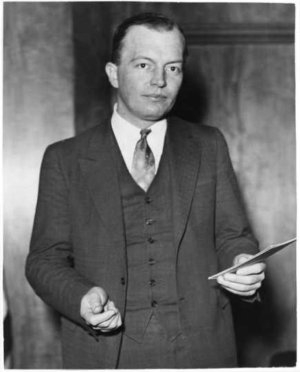 Harold Stassen, ca. 1937
