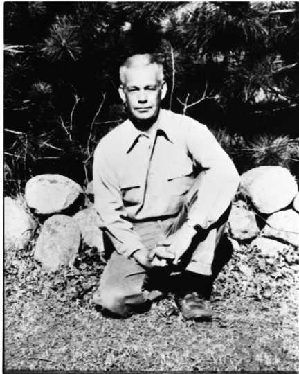 Sigurd F. Olson, ca. 1949.